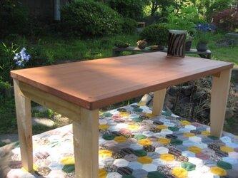 ローテーブル(スリムタイプ)の画像