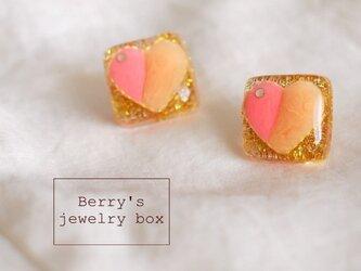 【sale】heart cubeの画像