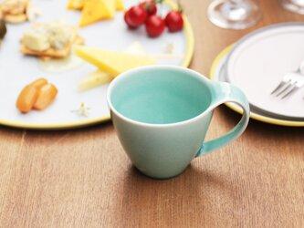Våg コーヒーカップ Greenの画像