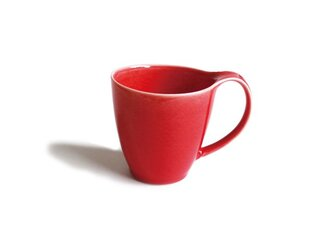 Våg マグカップ Redの画像