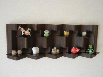パンタパネルミニ ハーフサイズ/壁付け用ボード/セルテーブル付の画像