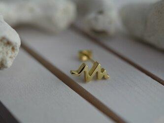 sindenzu pierced earrings 2の画像