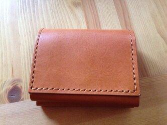 二つ折財布の画像