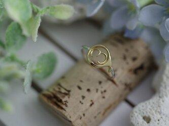 number 3 ring (K14 plating)の画像