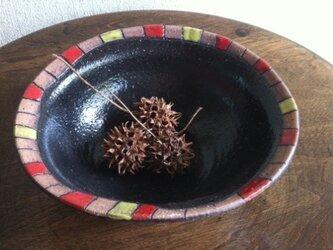 楕円中鉢「PAISAJE」の画像