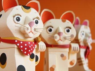 招き猫ボックスの画像