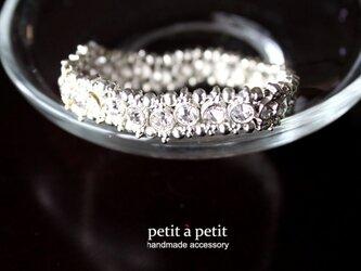 *silver bijou bracelet nb51*の画像