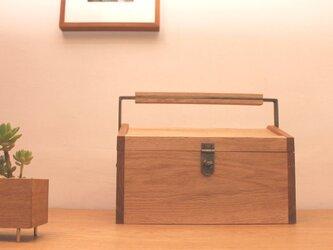 裁縫箱の画像