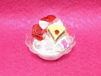 プチケーキの画像