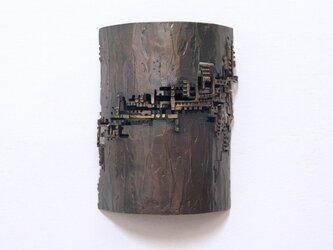 壁掛けの花器1の画像