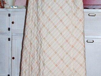 ●裾フリル ロングスカート(丈直し可能)の画像