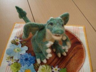 【POTEPOTE】グリーンドラゴンの画像