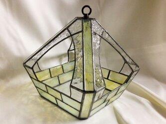 ステンドグラスのテラリウム #3の画像