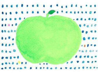 雨と青林檎の画像