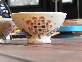 赤ちゃんにあげたいお茶碗(ひまわり)の画像