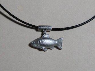 魚のペンダントの画像