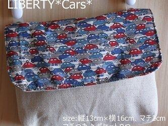 LIBERTY <Cars> 移動ポケット マチつき 1の画像