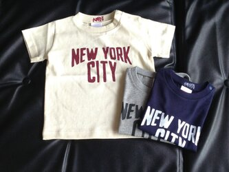 """NYC"" Kids T 90Sizeの画像"