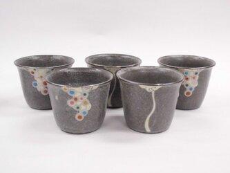 銀環 焼酎カップの画像
