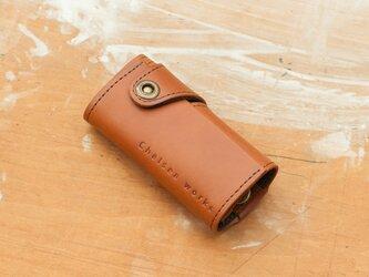 Keycase【Cyndi】#cognacの画像