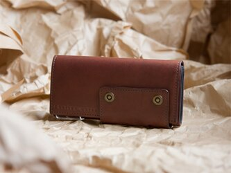 Wallet【Garcia】#chocolateの画像