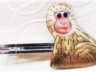 申(猿・さる)・(七宝タイピン)・IT-329の画像