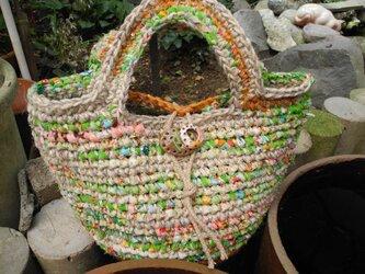 みず藻バッグの画像
