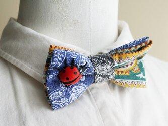 2WAY BOWTIE(bandana-lady bug)の画像