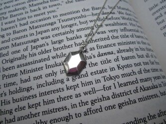 Geometric Solidity Necklaceの画像