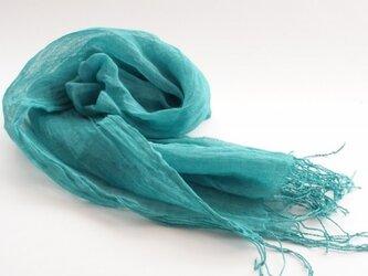 LINEN shawlの画像