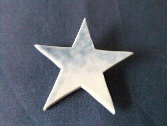 ブローチ お星さまの画像