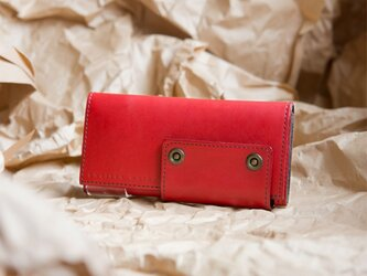 Wallet【Garcia】#redの画像