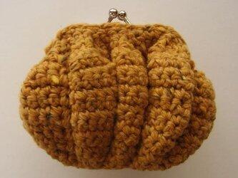 かぼちゃのガマグチの画像