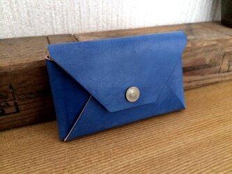 【受注制作】カード・名刺ケース|藍青の画像