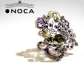 flower girl / ringの画像
