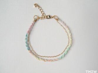 編みブレス -梅雨-の画像