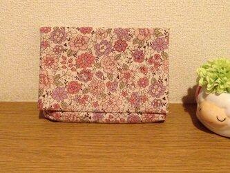 Reon  移動ポケット YUWA花柄(クリップなし)の画像