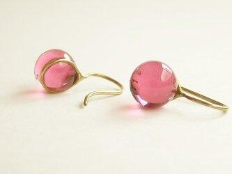 24KGP/AG950 Ball Smokie Pinkの画像