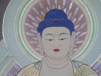 釈迦如来像(A-8)の画像
