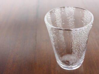小さな泡のグラス mayuki様ご依頼品の画像