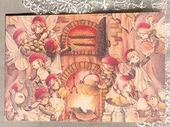 妖精さん5種ポストカードセットの画像
