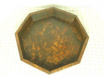 栗八角盆の画像