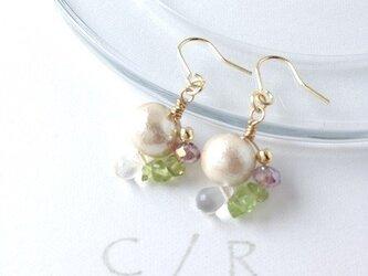 cotton pearl*Peridotの画像