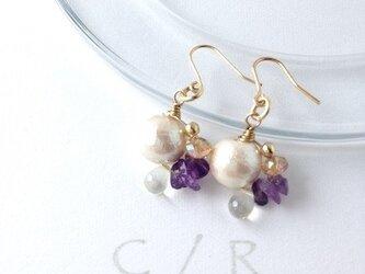 cotton pearl*Amethystの画像