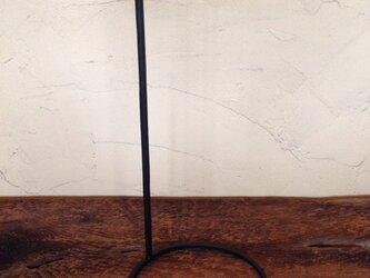 円の蚊遣り用スタンドの画像