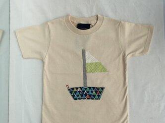 ドンブラコTシャツ 120cmの画像
