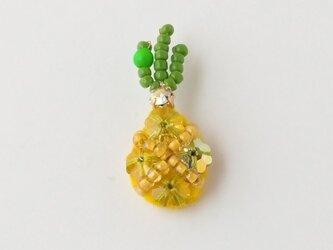 ベジピアス ananas (片耳)の画像