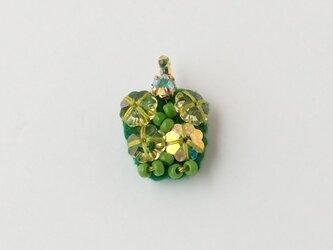 ベジピアス poivre vert (片耳)の画像