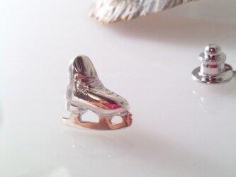 フィギュアスケート靴◇Silver タイタックの画像