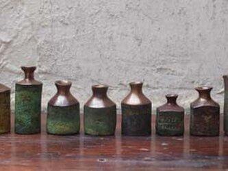 「ちいさな花器」no.8の画像